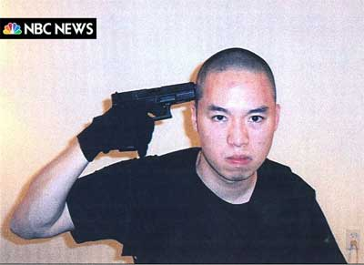 Cho Seung-Hui Suicide Picture