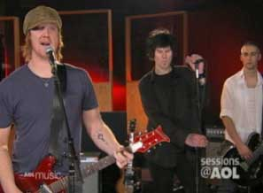 Queens of the Stone Age Sessions@AOL