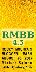 Rocky Mountain Blogger Bash 4.5