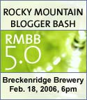 Rocky Mountain Blogger Bash 5.0